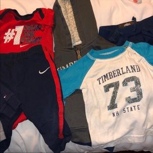 Other - BABY BOYS CLOTHES size 6-9 months lot